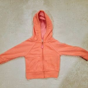 4for20!! Soft cotton hoodie size 12m